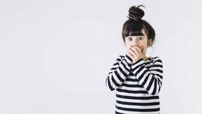 Dificuldade na fala na infância